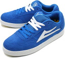 ■Surprising 50% OFF!! ■LAKAI ラカイスニーカー MJ-5 MJ-5 BLUE/WHITE SUEDE (XMJ5-FW10) fs3gm