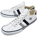 fs3gm maccheronian マカロニアン sneakers 2215L white / grey / Navy ( 2215 L-MF )