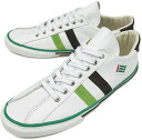 maccheronian マカロニアン sneakers 2215L WHITE/GREEN/BROWN ( 2215 L 09SS )