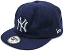 NEWERA new era Cap Hat Panel 19TWENTY New York Yankees Cooperstown Navy CAP ( N0000668 ) (NEW ERA) fs3gm