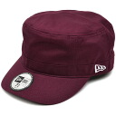 It is fs3gm NEWERA new era cap CAP WM-01 military work cap Marron / white (N0005701) (NEW ERA) (nu - gills)
