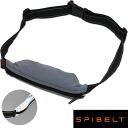 SPIBELT reflective スパイベルト reflective waist pouch SPI-004-000 Silver