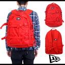 NEWERA new era NEWERA CARRIER PACK carry pack (rucksack backpack day pack) red (N0018690 SS14) (NEW ERA)