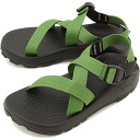 Chaco Chaco sandals men MNS Z1 UNAWEEP strap sandals vibram sole GREEN (J104737 SS14)
