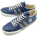 maccheronian macaroni Ann sneakers 2215LE enamel leather NAVY/GRAY (SS14)