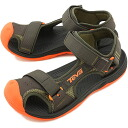 Teva Teva sandals men Hurricane Toe Pro hurricane toe pro sports sandals BLACK OLIVE (1000352-BLKO SS14)