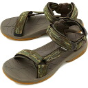 Teva Teva sandals men Terra Fi Lite terra phi light sports sandals GLACIER OLIVE (1001473-GOLV SS14)