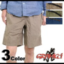 GRAMICCI pants mens Cotton Linen G-Shorts linen cotton G shorts ( GMP-14S001 SS14 )