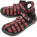 SHAKA Shaka strap sandals HIKER hiker RED DIAMOND (432000 SS14)