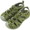 KEEN Kean sandals WMN Whisper water shoes we spar women Burnt Olive/Neutral Gray (1010961 SS14)