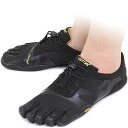 Five Vibram FiveFingers vibram five finger gap Dis KSO EVO Black vibram five fingers finger shoes raise of wages feet (14W0701)