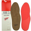 REDWING Red Wing genuine accessories #96317 shaped comfort footbed (insole and Orthotics) (RED WING) (Red Wing)