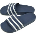 adidas adidas originals Sandals ADILETTE adiliette shower Sandals white / AdBlue / AdBlue ( 288022 SS15 )