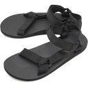 Teva Teva mens sandal MNS Original Universal-Urban original universal sports Sandals MNS strap Sandals MNS BLACK (1004010-BLK SS15)