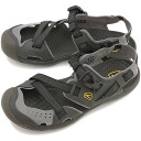 KEEN keen mens Sandals shoes water Zambezi MNS Zambezi mens RAVEN/GARGOYLE (1012613 SS15)