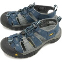 KEEN keen men's Sandals water shoes Newport H2 MNS Newport Atto mens MIDNIGHT NAVY/NEUTRAL GRAY (1012206 SS15)