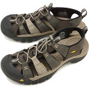 KEEN keen men's Sandals water shoes Newport H2 MNS Newport Atto mens BLACK OLIVE/BRINDLE (1012202 SS15)