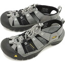 KEEN keen men's Sandals water shoes Newport H2 MNS Newport Atto mens GARGOYLE/NEUTRAL GRAY (1012204 SS15)