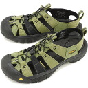 KEEN keen men's Sandals water shoes Newport H2 MNS Newport Atto mens LODEN/BLACK (1012205 SS15)