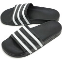 adidas adidas originals Sandals ADILETTE adiliette shower Sandals black / white and black (280647 SS15)