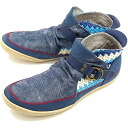 INDIAN Indian sneakers mens Womens ID-991 boots Indian NAVY (ID991 SS15)