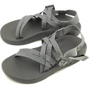 Chaco Chaco Sandals men's Vibram sole specification ZX1 YAMPA MNS strap Sandals Heater Gray (Japan Special/12366032 SS15)