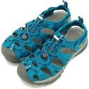 KEEN keen women's Sandals water shoes WMNS Whisper whisper women's CELESTIAL/CORYDALIS BLUE (1012230 SS15)