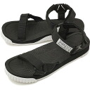 SHAKA Shaka strap Sandals CAMPER campers sports Sandals MONOTONE BLACK (433002 SS15)