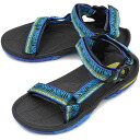 Teva Teva Sandals TERRA FI 3 テラファイ 3 sportsthundal NORWICH-TURKISH-SEA ( 4134-NTKS SS12 )