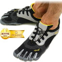 Vibram FiveFingers Vibram five fingers men's BIKILA LS Black/Grey Vibram five fingers five finger shoes barefoot ( M358 ) fs3gm