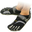 ■ 35 %OFF! surprise ■ Vibram FiveFingers Vibram five fingers mens KMD SPORT Black/Silver Vibram five fingers five finger shoes barefoot ( M3685 ) fs3gm