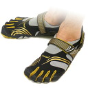 Vibram FiveFingers Vibram five fingers mens KMD SPORT Black/Gold Vibram five fingers five finger shoes barefoot ( M3681 )
