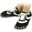 Five Vibram FiveFingers Vibram five fingers men's & women's SPEED Black/White/Black Vibram fingers five finger shoes barefoot ( W368 ) fs3gm