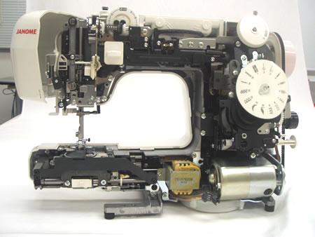 目前,家用缝纫机已售出,由成本较低的设置,低成本,设计外观是所有