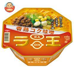 日清食品日清ラ王香熟コク味噌122g×12個入