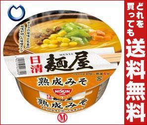 日清食品日清麺屋熟成みそ80g×12個入