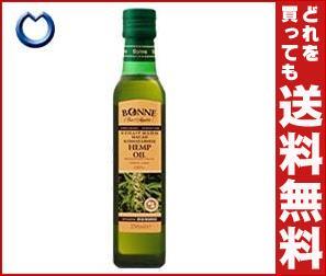 【送料無料】 ユウキ食品 ヘンプ(麻の実)オイル 230g瓶×6本入 ※北海道・沖縄・離島は別途送料が必要。