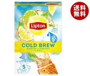 【送料無料】【2ケースセット】 KEY COFFEE(キーコーヒー) コールドブリュー アールグレイティ- バッグ 15g×5P×6袋入×(2ケース) ※北海道・沖縄・離島は別途送料が必要。