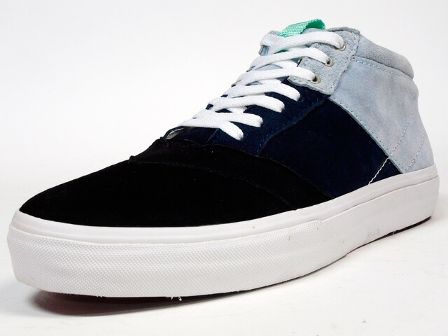 "LOSERS  TRANSPORTER TE ""READY MADE"" BLK/NVY/L.BLU (14AWTE01)"