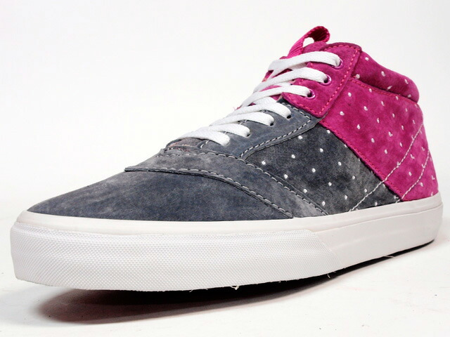 "LOSERS  TRANSPORTER TE ""DOTS"" ""CUSTOM MADE"" GRY/PINK (14AWTE04)"