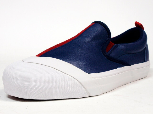 "LOSERS  SCHOOLER SLIPON ""READY MADE"" NVY/RED/WHT (14AWSO01)"