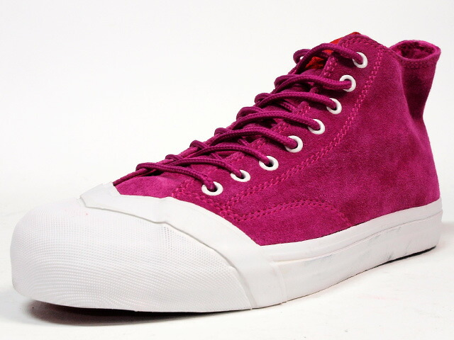 "LOSERS  SCHOOLER CLASSIC HI ""READY MADE"" PINK/RED/WHT (14AWSCH02)"