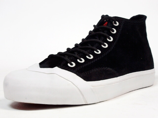 "LOSERS  SCHOOLER CLASSIC HI ""READY MADE"" BLK/RED/WHT (14AWSCH03)"