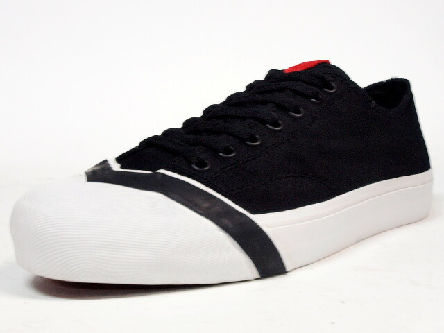 "LOSERS  SCHOOLER CLASSIC LO ""READY MADE"" BLK/RED/WHT (14AWSCL05)"