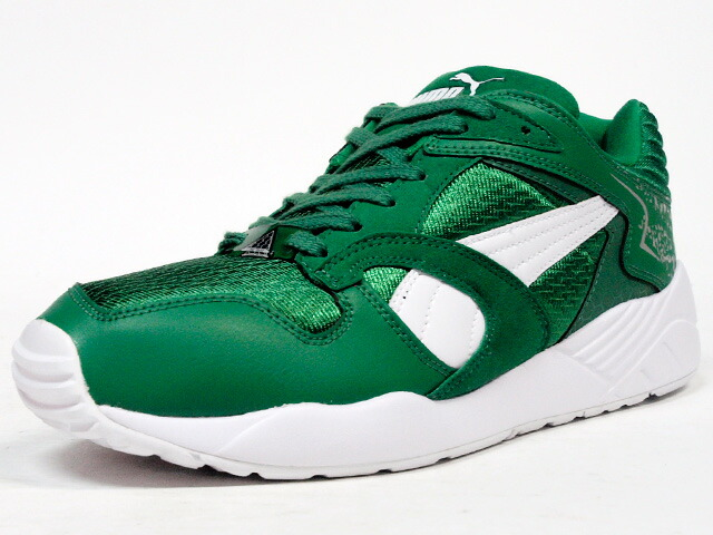 "Puma  XS850 X GREEN ""GREEN BOX PACK"" ""KA LIMITED EDITION"" GRN/WHT (358487-01)"