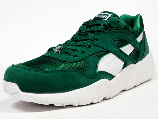 "Puma  R698 X GREEN ""GREEN BOX PACK"" ""KA LIMITED EDITION"" GRN/WHT (358489-01)"