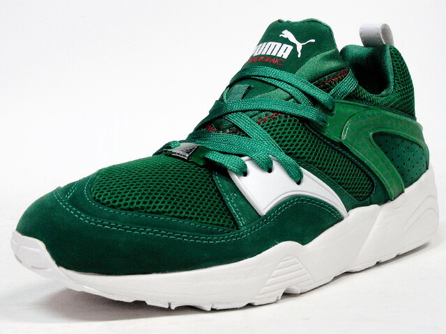 "Puma  BLAZE OF GLORY X GREEN ""GREEN BOX PACK"" ""KA LIMITED EDITION"" GRN/WHT (358490-01)"