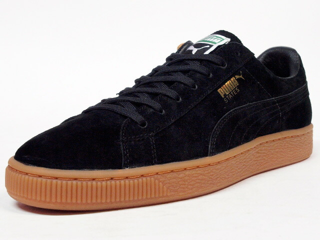 "【OUTLET】Puma  STATES ""WINTER GUM PACK"" ""KA LIMITED EDITION"" BLK/GUM (358390-01)"
