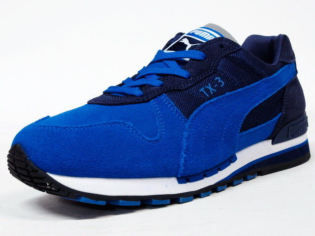 "【OUTLET】Puma  TX-3 BC ""BI-COLOR PACK"" ""LIMITED EDITION"" BLU/NVY (358753-01)"