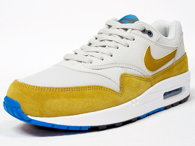 "NIKE  (WMNS) AIR MAX I ESSENTIAL ""LIMITED EDITION for ICON"" WHT/BGE/BRN/BLU (599820-013)"
